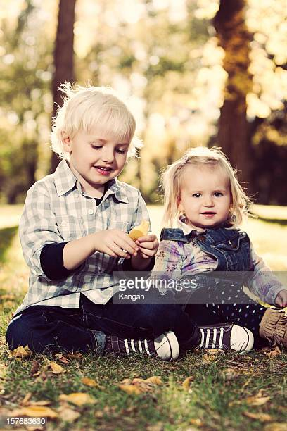 brother and sister - 2 5 months stock photos and pictures