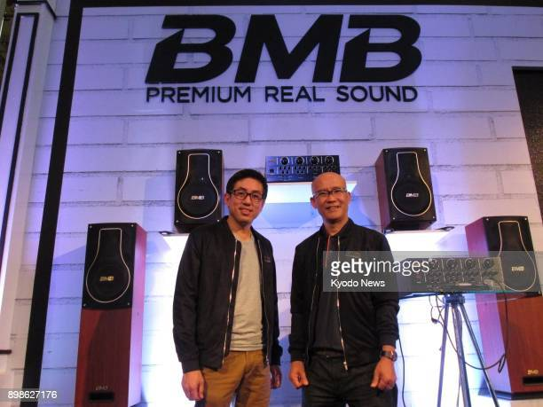 Brother Industries Ltd starts selling its popular home karaoke system under BMB brand in Thailand for the first time Hiroshi Nishikawa president of...
