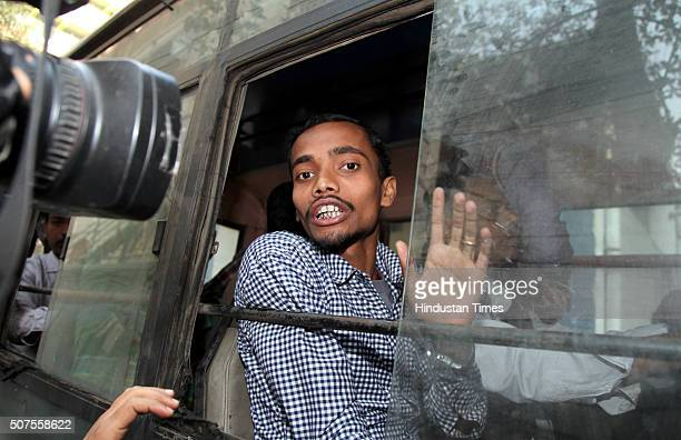 Brother of the victim of the Kamduni gangrape case outside the City Sessions Court on January 30 2016 in Kolkata India A Kolkata Court sentenced...