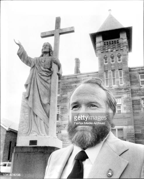 Brother Philip Mulhall Headmaster at Holy Cross College Ryde pictured at the collegeA Sydney Roman Catholic brother might soon become a union chief...