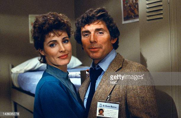 """Brothers"""" Episode 17 -- Pictured: Cynthia Sikes as Doctor Annie Cavanero, David Birney as Doctor Ben Samuels --"""