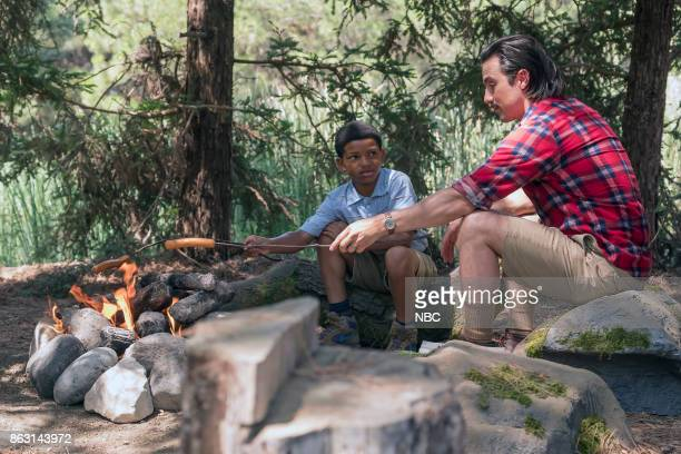 US 'Brothers' Episode 205 Pictured Lonnie Chavis as Randall Milo Ventimiglia as Jack