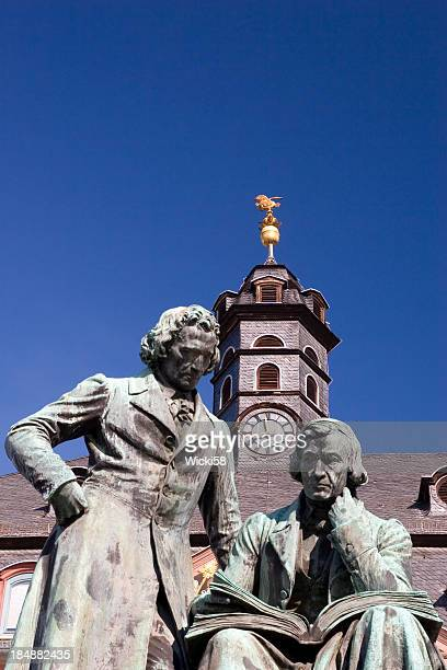 Brothers Grimm Monument