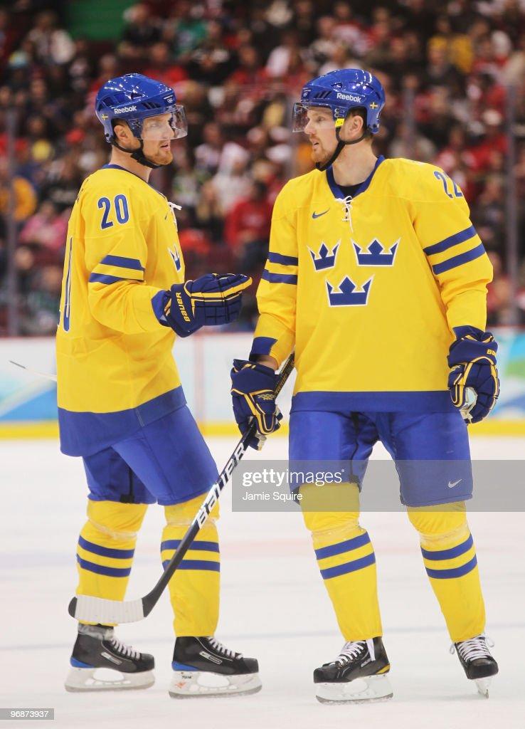 Ice Hockey - Day 8