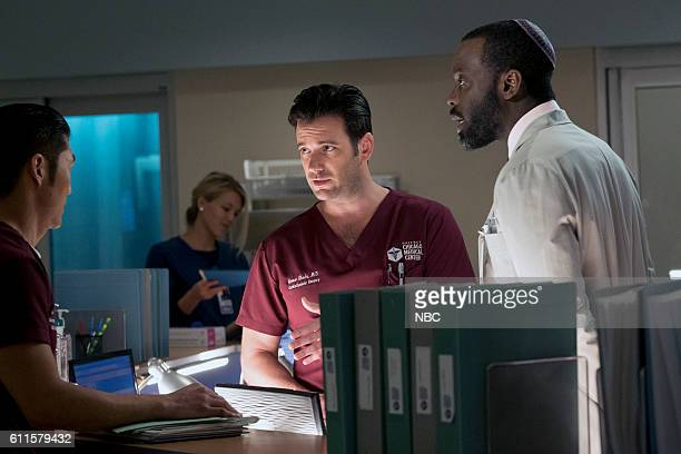 MED Brother's Keeper Episode 204 Pictured Brian Tee as Ethan Choi Colin Donnell as Connor Rhodes Ato Essandoh as Isidore Latham