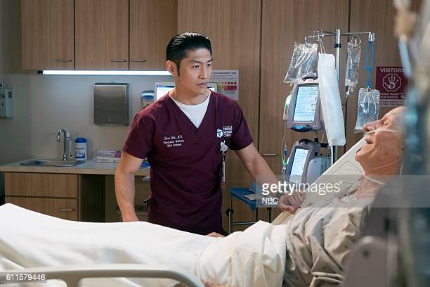 MED Brother's Keeper Episode 204 Pictured Brian Tee as Ethan Choi