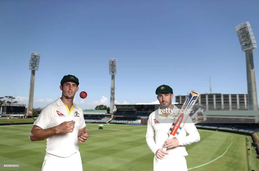 Western Australia's Test Players Portrait Session : News Photo
