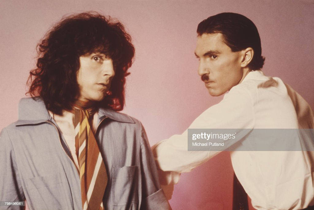 Ron And Russell Mael Of Sparks : ニュース写真