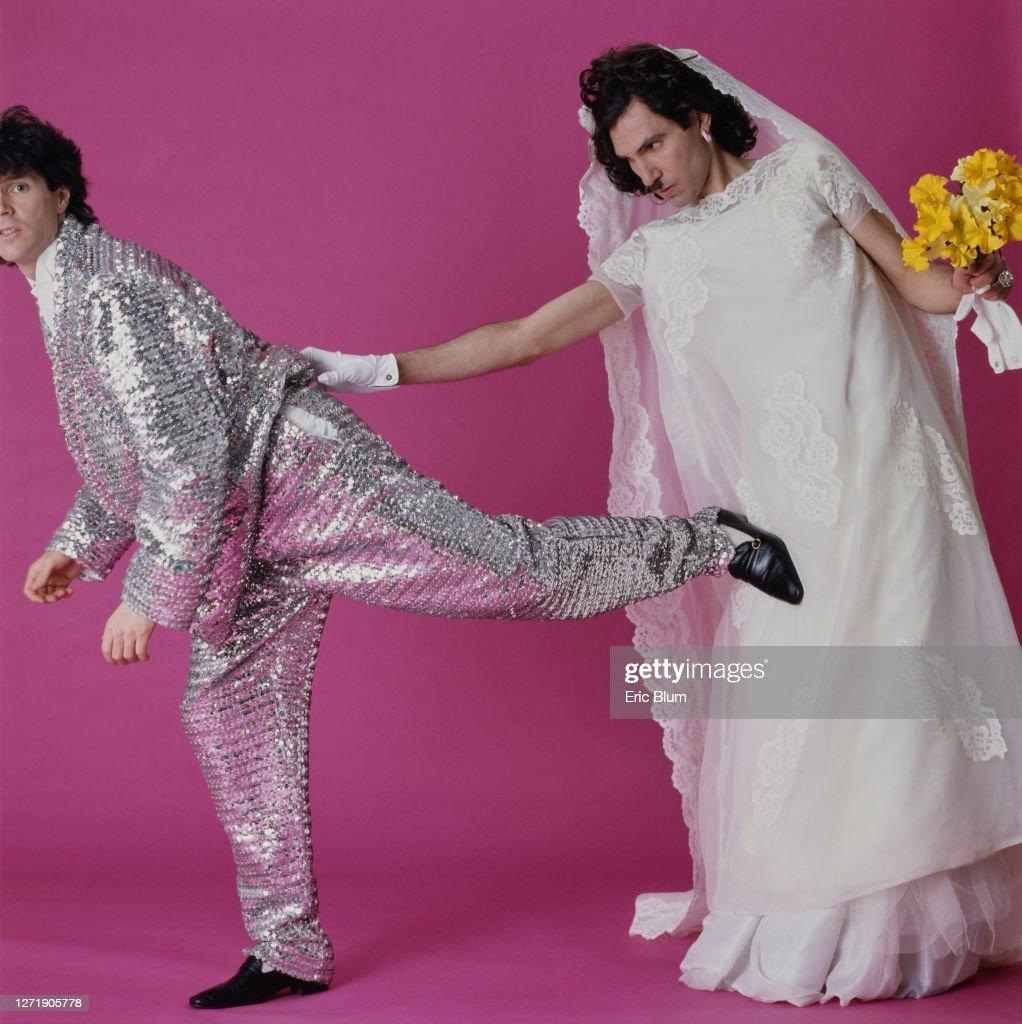 Sparks As Newlyweds : ニュース写真