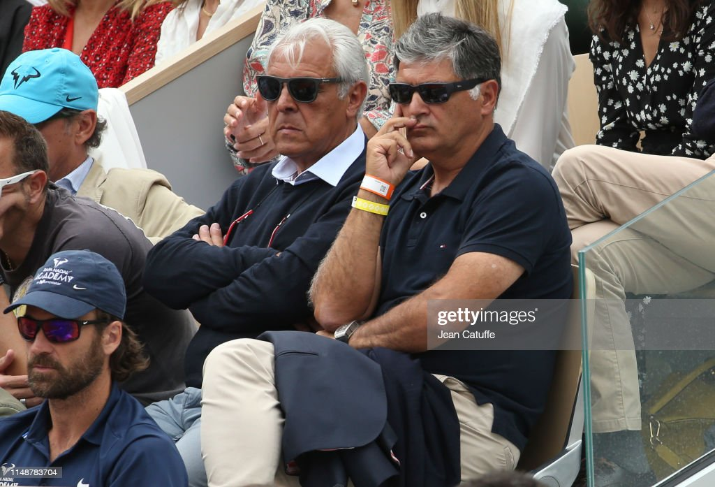 Brothers Sebastian Nadal And Toni Nadal Father And Uncle Of Rafael News Photo Getty Images