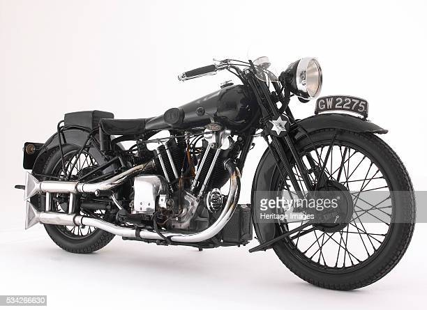 Brough Superior 10hp SS 100 owned by Lawrence of Arabia 2000