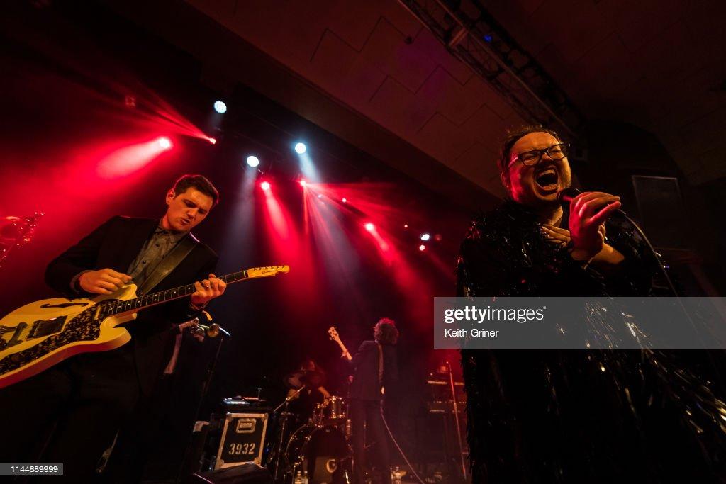 IN: St Paul & The Broken Bones In Concert - Indianapolis, IN