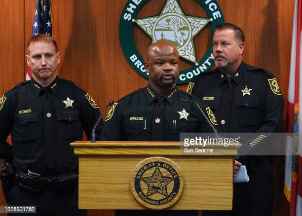 Broward Sheriff Gregory Tony announced that two additional deputies have been fired as a result of the agency's internal affairs investigation into...