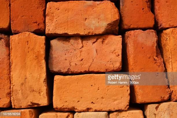Brown Adobe Bricks