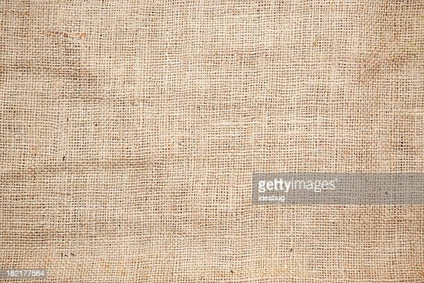 Brown Burlap Texture Background