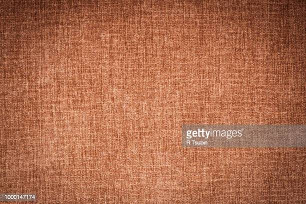 Brown canvas texture background, dark edged
