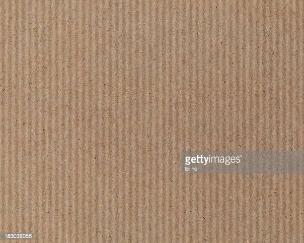 Textura de Papelão marrom