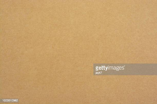 Brown Colored Paper Background