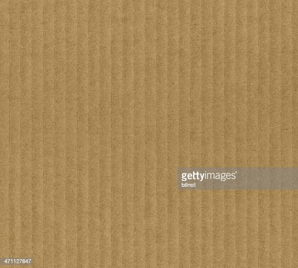 brown Papelão Corrugado