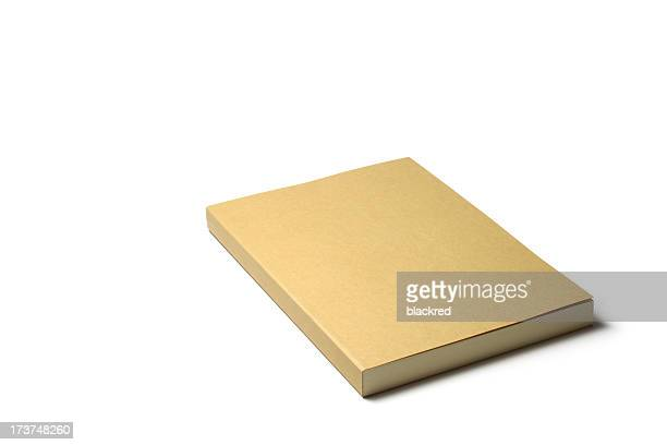 Brown Cover Book