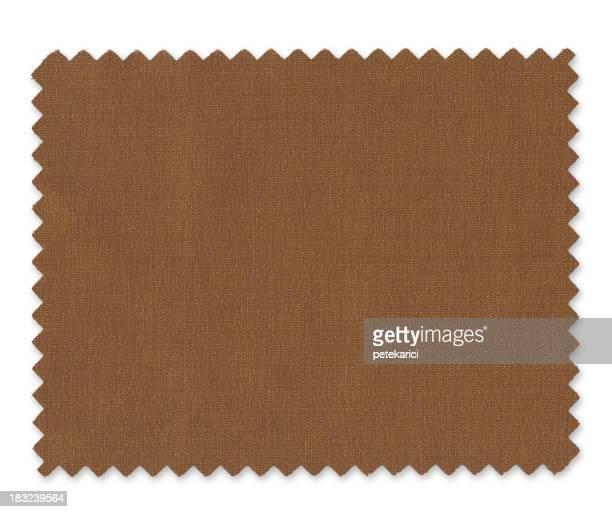 Brown Échantillon de tissu