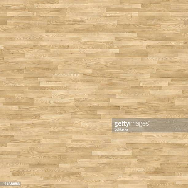 a brown flooring made of wooden tiles - wooden floor stock pictures, royalty-free photos & images