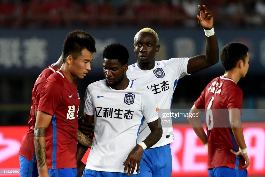 Henan Jianye v Tianjin Teda - Chinese Super League