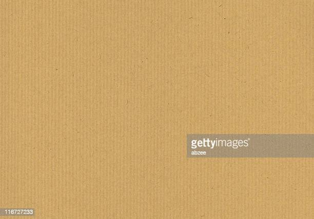 Brown Kraft paper pattern for a background