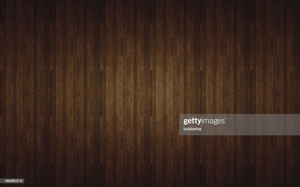 Brown laminated flooring : Stock Photo