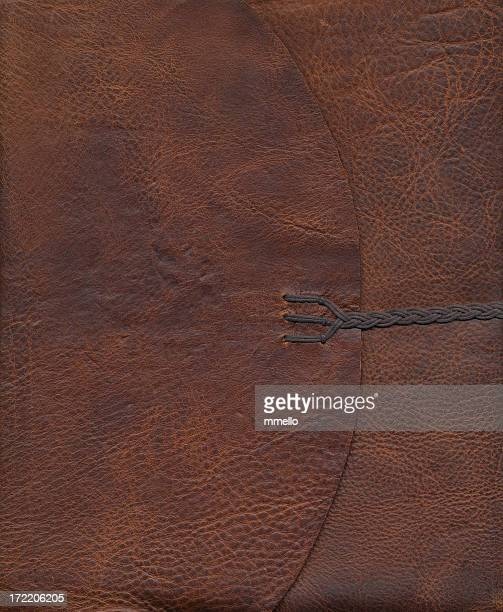 Brown Leather Texture Journal Cover 1