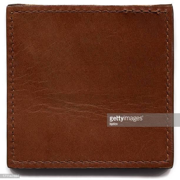 Braun Leder-Textur (XXXL
