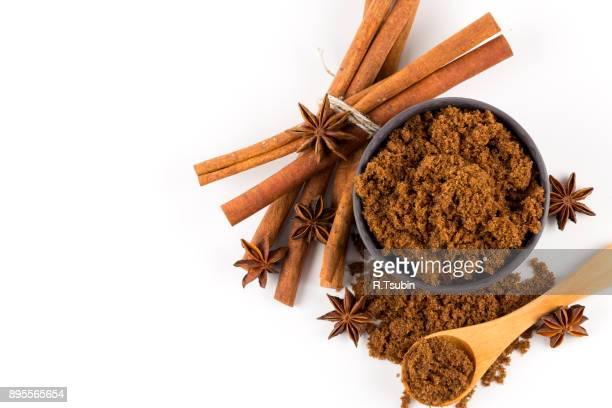 brown muscovado sugar