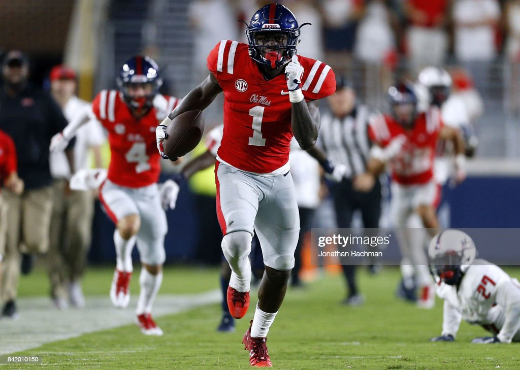 South Alabama v Mississippi : News Photo