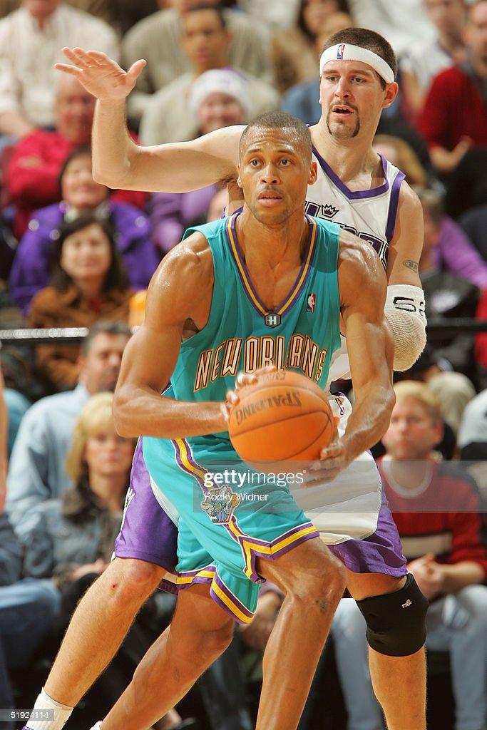 New Orleans Hornets v Sacramento Kings : News Photo