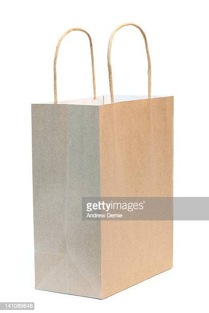 brown paper bag - andrew dernie stock pictures, royalty-free photos & images