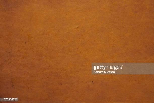 brown paper texture background - brown ストックフォトと画像