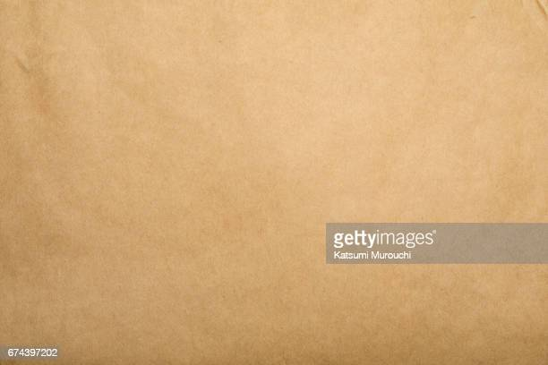 Brown paper textures background