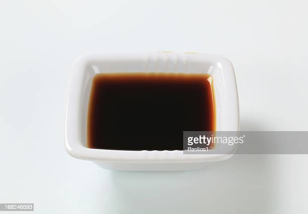 brown sauce - soy sauce stock pictures, royalty-free photos & images