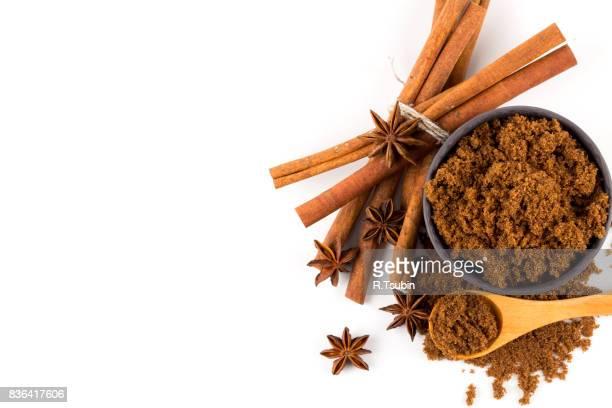 brown sugar composition