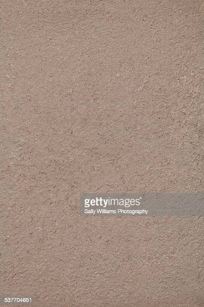 A brown terracotta surface