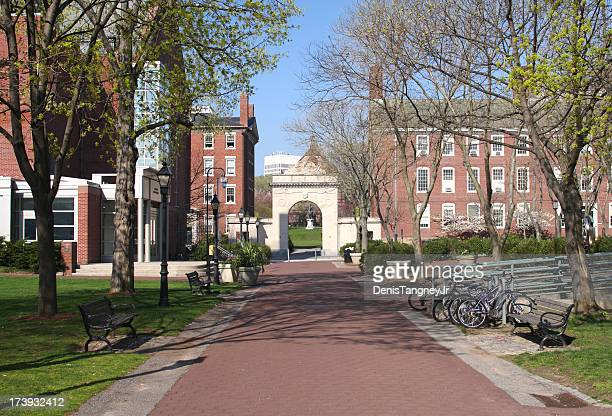 brown university - ivy league university stock photos and pictures