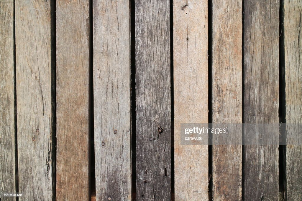 Brown Wood Texture And Background Painted Rustic Old Wooden