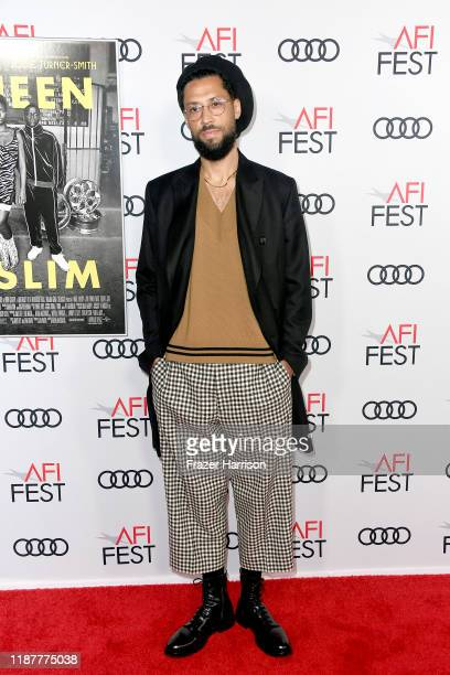 """Browne Andrews attends the """"Queen & Slim"""" Premiere at AFI FEST 2019 presented by Audi at the TCL Chinese Theatre on November 14, 2019 in Hollywood,..."""