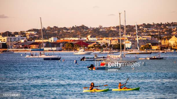 "brownes beach, bridgetown, barbados - ""peeter viisimaa"" or peeterv stock pictures, royalty-free photos & images"