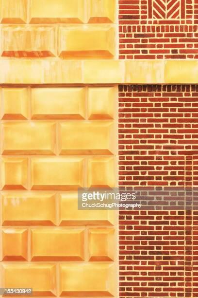 Brownstone Brick Stone Facade Architecture