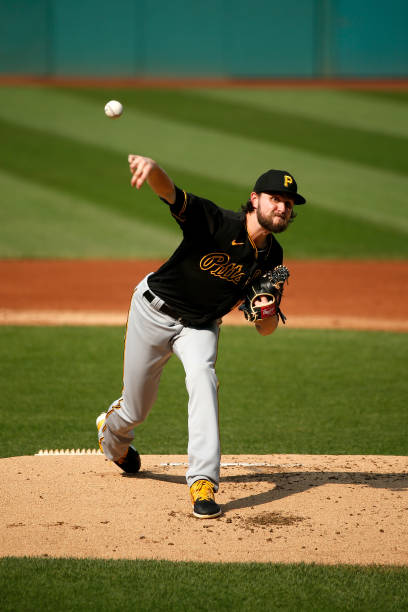 OH: Pittsburgh Pirates  v Cleveland Indians
