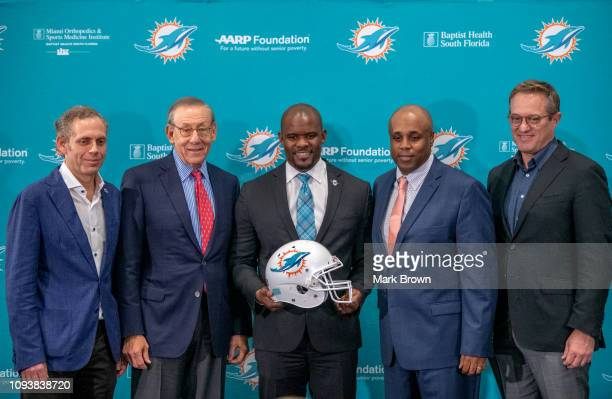 Bruce Beal Vice Chairman Stephen Ross Chairman Owner Brian Flores Head Coach Chris Grier General Manager and Tom Garfinkel Vice Chairman and CEO of...