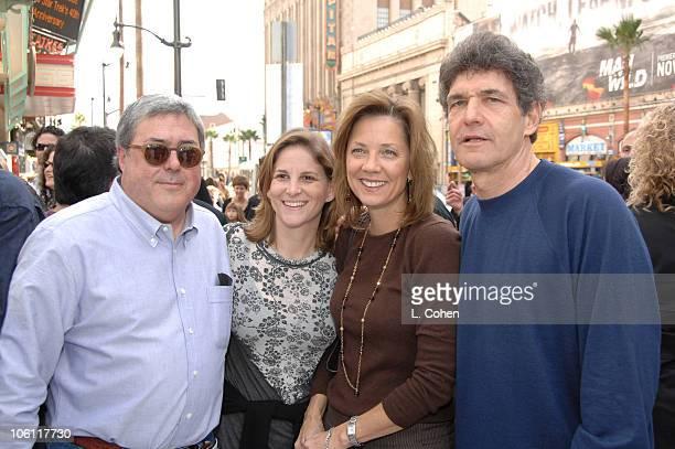 Bruce Berman exec producer Dana Goldberg Dawn Taubin and Alan Horn
