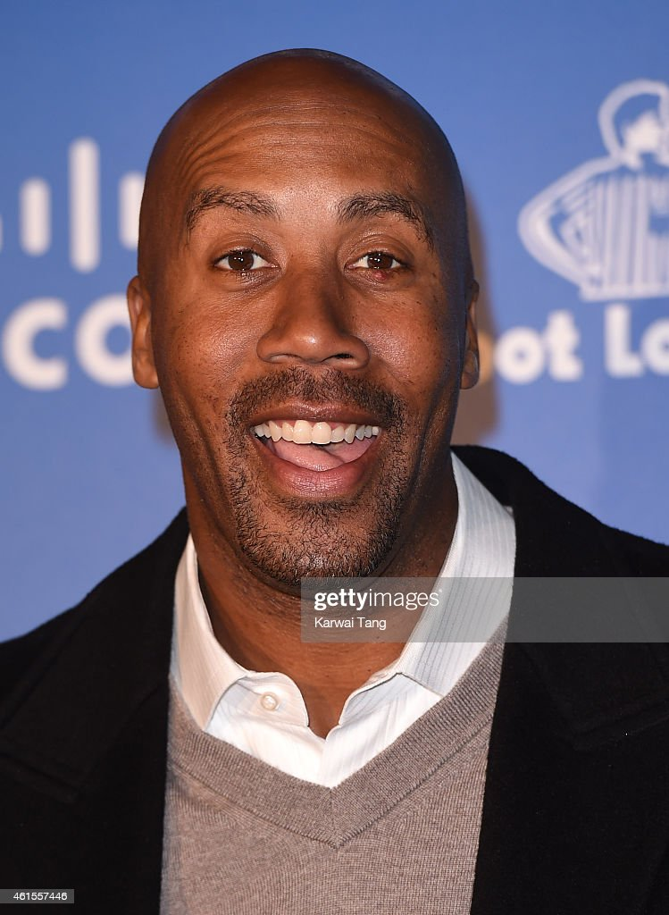 Bruce Bowen attends the NBA Global Games London 2015 Tip Off Party at Millbank Tower on January 14, 2015 in London, England.