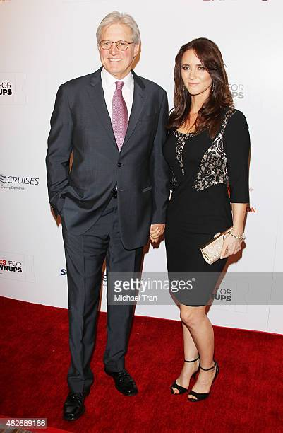 Bruce Boxleitner arrive at the AARP 14th Annual Movies For Grownups Awards Gala held at the Beverly Wilshire Four Seasons Hotel on February 2 2015 in...